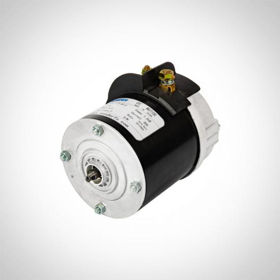 Brushed DC Motors For Forklift Hydraulic Fans